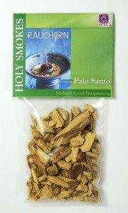 Palo Santo Räucherwerk von Dr. Berk