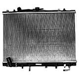 TYC 2278 Mitsubishi Montero Sport 1-Row Plastic Aluminum Replacement Radiator
