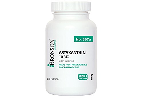 Astaxanthin 10 Mg (30 Count)