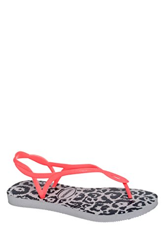 Luna Animals Casual Flat Flip Flop