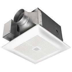 Panasonic FV-08VKM3 WhisperGreen 80 CFM Bathroom Fan motion sensor 0 30~70 CFM variable <0.3 sone (Bathroom Vent Fan Timer compare prices)