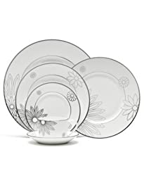 Martha Stewart with Wedgwood Modern Daisy Open Vegetable Dish
