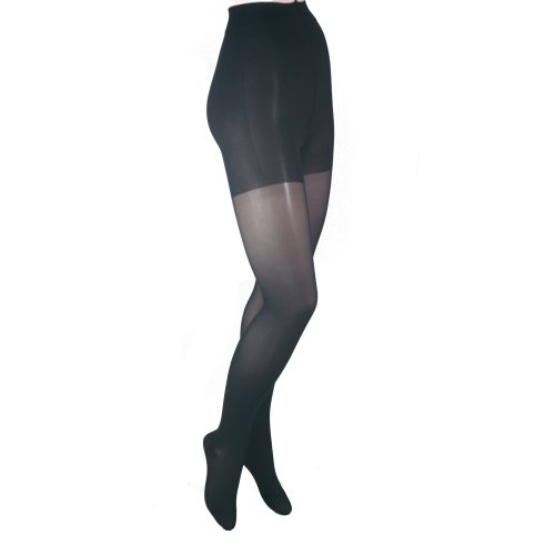 Gabrialla Sheer Pantyhose Compression (23-30 mmHg), Black, Tall, 3 Count