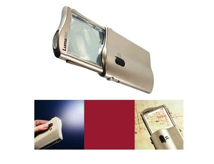 Led Lighted Travel Magnifier