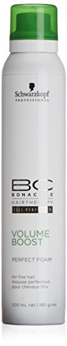 Schwarzkopf Bc Volume Boost Schiuma Volume - 200 ml