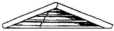Lomanco 904W WHT Adjustable Louver by Lomanco