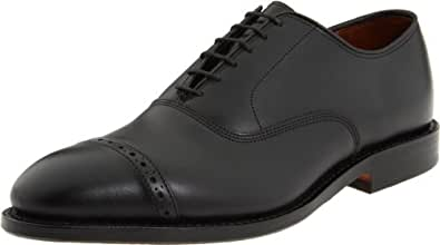 Allen Edmonds Men's Fifth Avenue Cap Toe,Black,7 D US