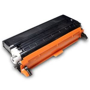 Dell 310-8098  XG724 Compatible Remanufactured High Yield Yellow Toner Cartridge for 3110CN, 3115CN Color Laser Printer Toner