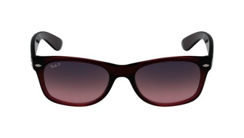 39d30ad2f9 New Ray Ban RB2132 843 77 New Wayfarer Brown Gradient Blue Gradient Pink  Lens