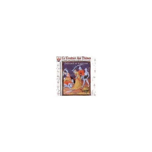 Le-Tournoi-Des-Dames-Robert-Ensemble-Perceval-Audio-CD