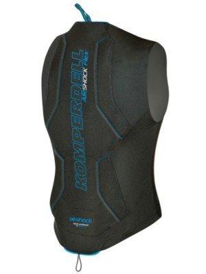 Komperdell Airshock Flex Gilet Body Protezioni - Nero - Nero, M