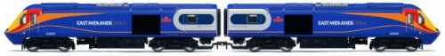 Hornby R2948 East Midlands HST 00 Gauge DCC Ready Train Pack