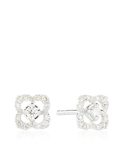 PARIS VENDÔME Orecchini  Flora Diamants  Oro Bianco