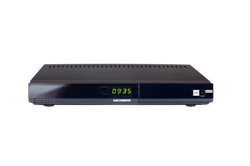 Kathrein UFS935SW/HD+ DVB-S-Receiver (HD+, CI+, HDMI,inkl. HD+ Karte für 1 Jahr) schwarz