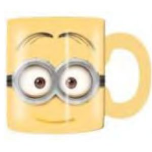 Silver Buffalo DM6632 Despicable Me Two-Eyed Minion Ceramic Mug, 14-Ounce, Yellow - 1