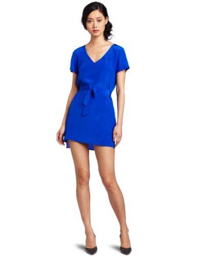 Royal Blue Dress Shirt For Women