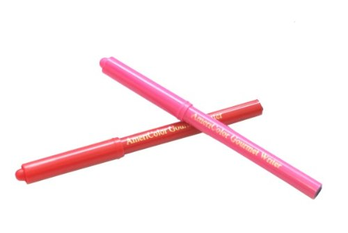 VALENTINE DECORATING PENS Cake Decorating Pens RED & PINK
