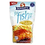 Schwartz For Fish Low Fat Dark Soy, Sesame & Ginger Sauce 300G