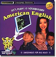 Brand New Eurotalk Interactive Let's Play Vocabulary American English Click On Pictures