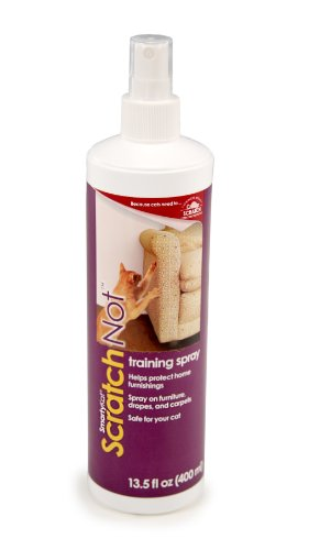 SmartyKat Scratch Not Anti-Scratch Training Spray Scratch Deterrent