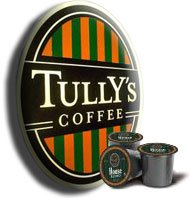 24 ct Tully's Coffee Italian Roast K-Cups 24ct