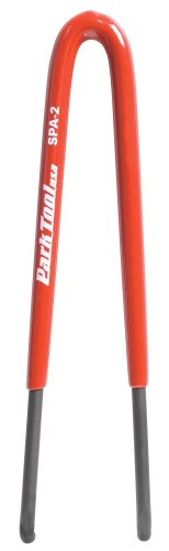 Park Tool SPA-2 Cluster Cone Pin Spanner (Red) (Bottom Bracket Pin Spanner compare prices)