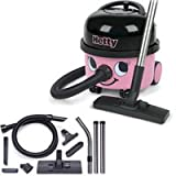 Numatic HET200-22 Hetty Dry Hoover 240V Plus Kit A1 (Pink) - 820916