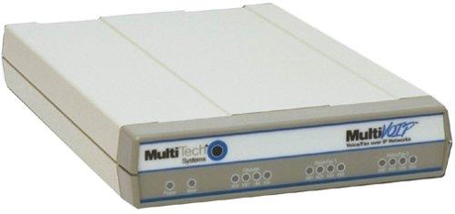 Multi-Tech Systems MVP210 100Mbps VOIP Gateway