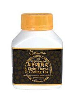 Huit saveur de thé de refroidissement (Zhi Bai