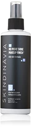 Skindinavia No More Shine Makeup Finish 8 Ounce
