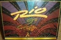 Impressions; Rio, Las Vegas; 1000 pc Jigsaw Puzzle