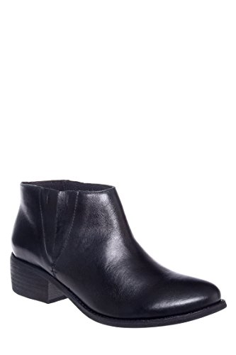 Dodge Low Heel Ankle Boot