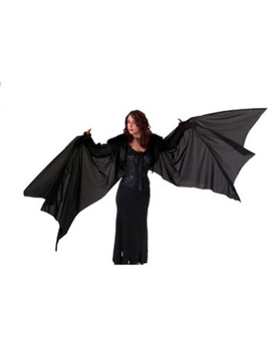 Bat Wings Sm-Med Red Costume Accessory
