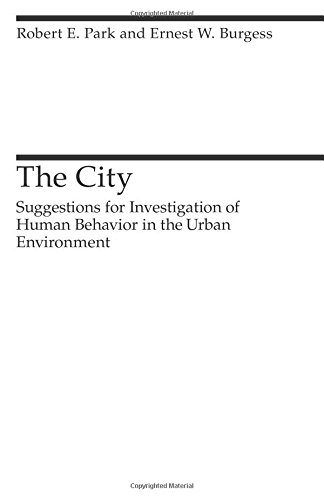 The City (Heritage of Sociology)