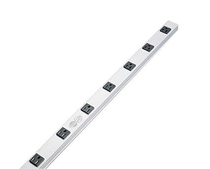 Tripp Lite PS2408 Power Strip 5 15R 8 Outlet