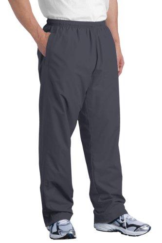 Sport-Tek - Wind Pant. Pst74,Large,Graphite Grey front-236352