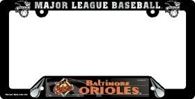 Baltimore Orioles MLB License Plate Frame at Amazon.com