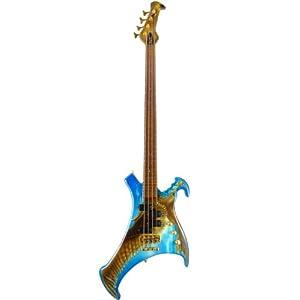 Amazon.co.jp: Warwick BUZZARD BASS LTD JE: 楽器