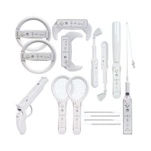 Wii 15-in-1 Family Pack – White