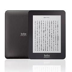 kobo kobo mini(ブラック) N705-KJP-B
