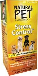 Stress Control For Canines KingBio Natural Pet 4 oz Liquid