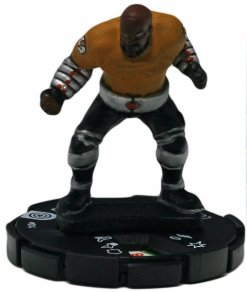 HeroClix: Luke Cage # 14 (Rookie) - Captain America (Luke Cage Action Figure compare prices)