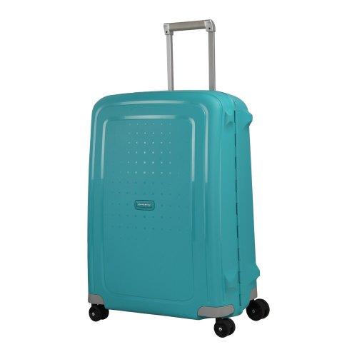 Samsonite Valise S'cure Spinner 69/25, 69 cm, 79 L, (Turquoise)