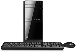 HP 110-420 Desktop (Core i3-3240T, 4GB RAM, 500GB HD, Windows 8.1)