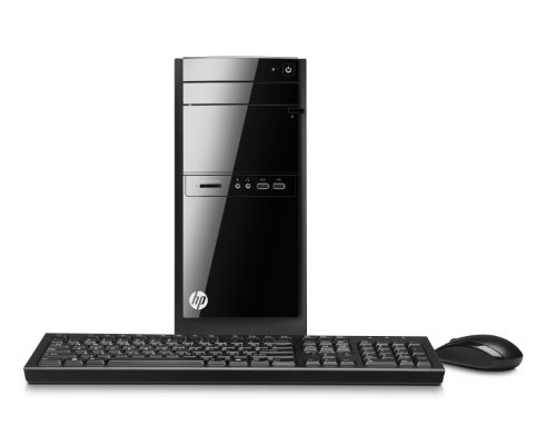 HP 110-430 Desktop (Intel Celeron J1800, 4GB RAM, 500GB HDD)