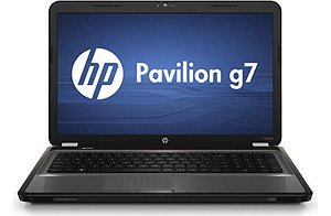 HP g7-1260us Notebook PC - Gray