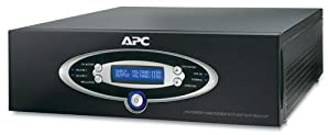 APC AV J10BLK Home Theater 1000VA Battery Backup, Power Filter and Power Conditioner (BLACK) (Discontinued by Manufacturer)