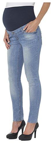 ESPRIT Maternity - O8C009, Jeans da donna, blu(blau (stonewash 930)), taglia produttore: 34/32