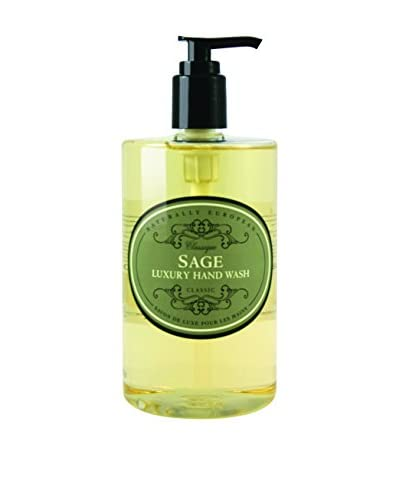 Naturally European 17-Oz. Hand Wash, Sage