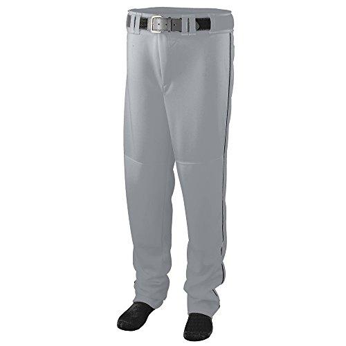 Augusta Sportswear Youth Series Baseball Pant, Silver Grey/R